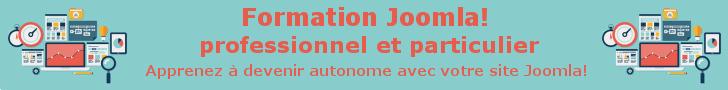Formation Joomla!