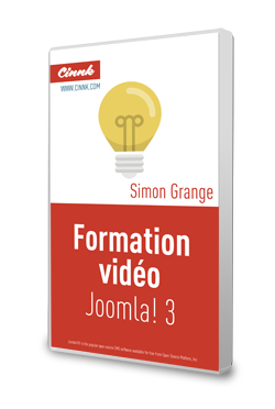 Formation video joomla! 3
